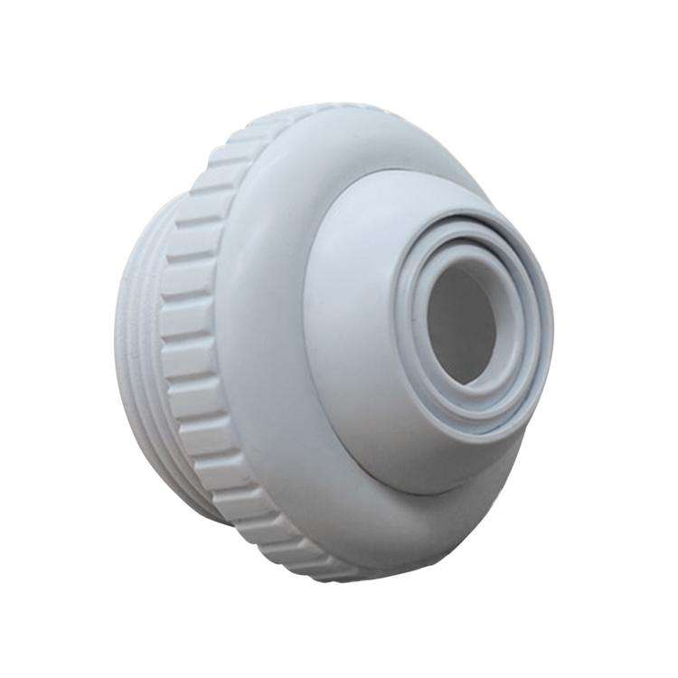 Swimming pool Spa Return Jet Fitting Adjustable Jet Eyeball Connector Swimming Pool Nozzle Spout Return Jet Easy Install decor