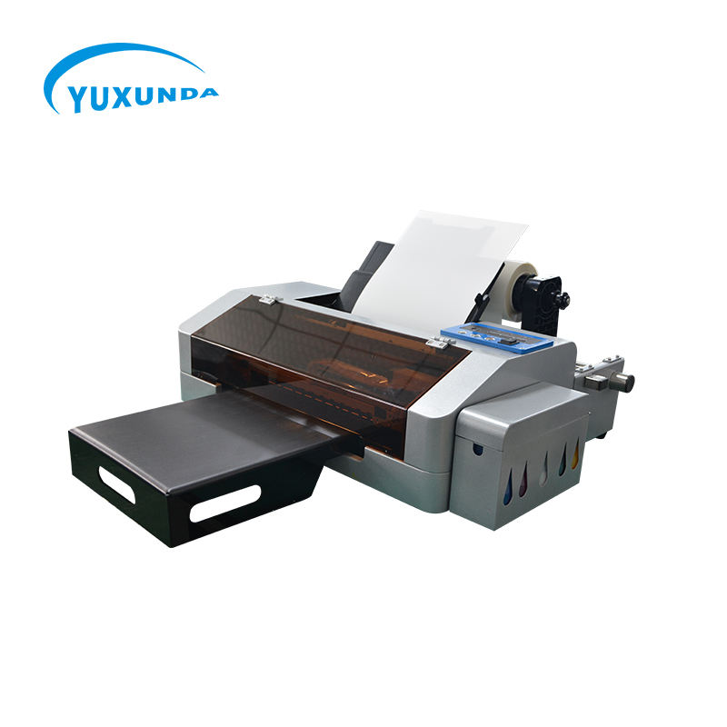 PET Printing Solution With Original Epson A3 L1800 printer