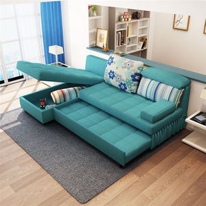loveseat hot sale sofa cum bed convertible Living Room sofa bed folding leather wooden+metal design canape beds divan