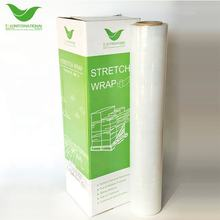 PE Stretch Film Wrap for Hay Packaging