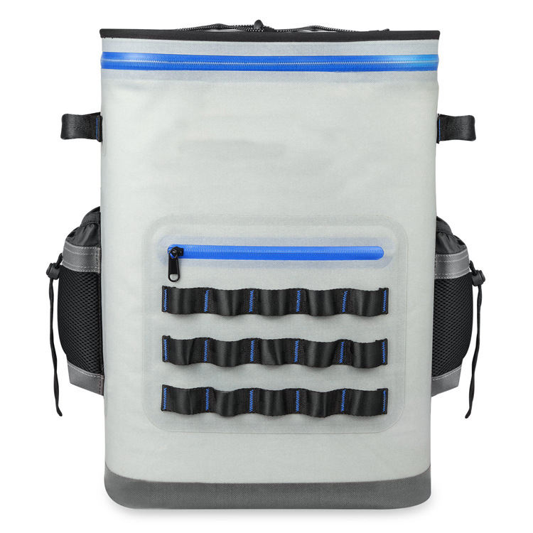 Large Camping Picnic Back Pack Ice Bag Hiking Insulated Cooler Backpack
