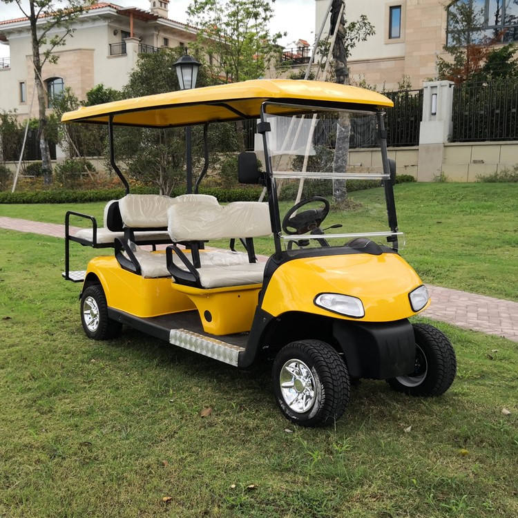 electric golf car with CE/EPA certificate