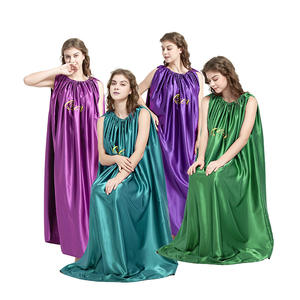 2020 New Products Yoni Steam Herbs Customized purple yoni steam gowns
