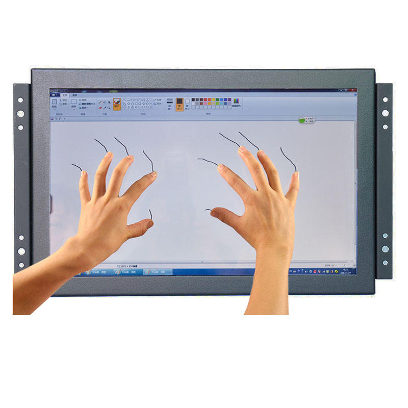10.1 inch 10 points touch screen monitor with raspberry pi screen