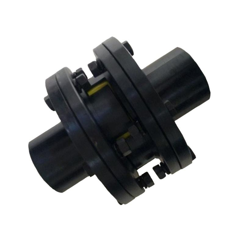 LMS/MLS Flexible Jaw Plum Coupling With Double Flange