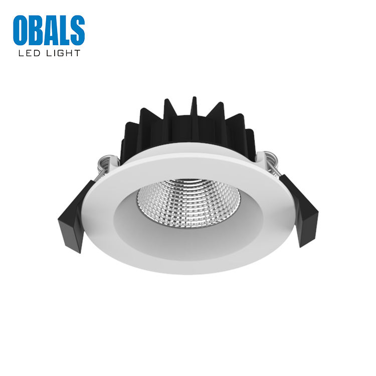 High Quality Recessed SMD 10Watt 8inch Airtight Covers Slim 110Mm Downlight