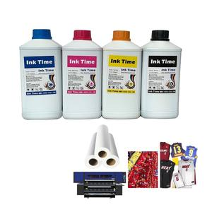 Competitive price 1000ml sublimation ink for large format dye sublimation printer