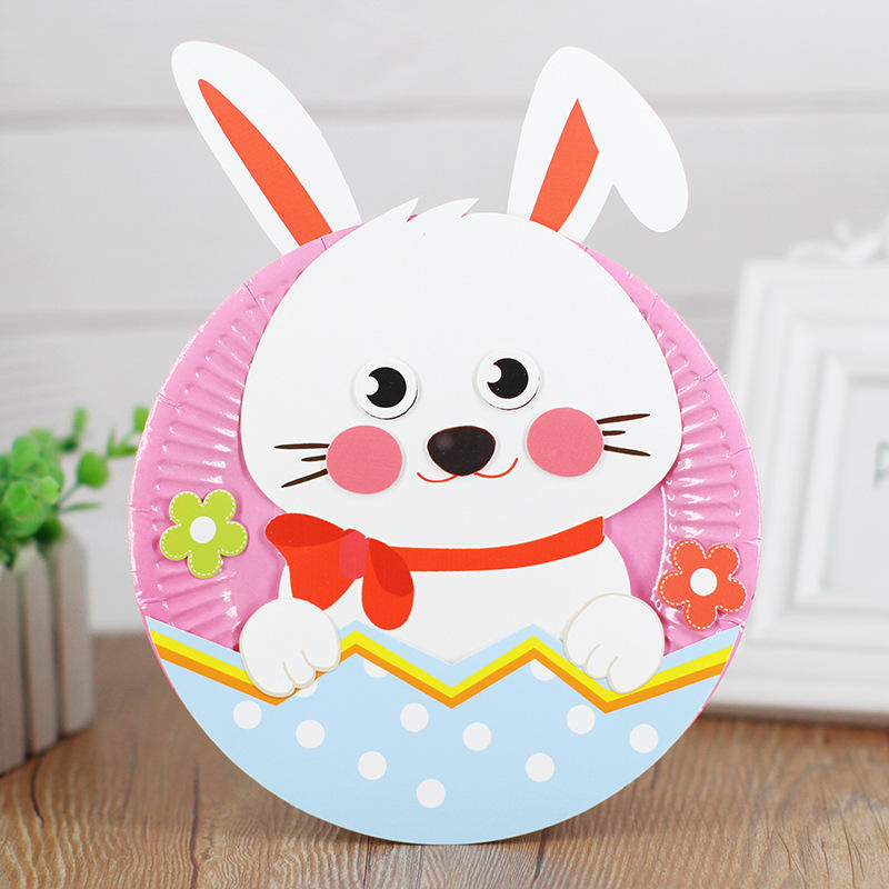 Easter Paperboard Artboard for gift