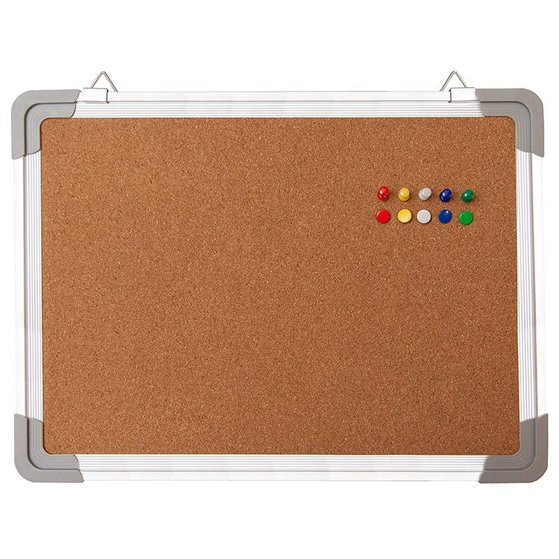 Bulletin Board Set Cork Board Wall Hanging small notice Board for Home Office