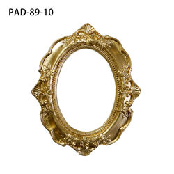 Gold Picture Frame Home Decor Photography Props Mini Wedding