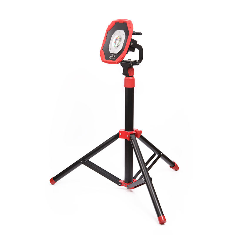 SGCB led work light rechargeable with stand