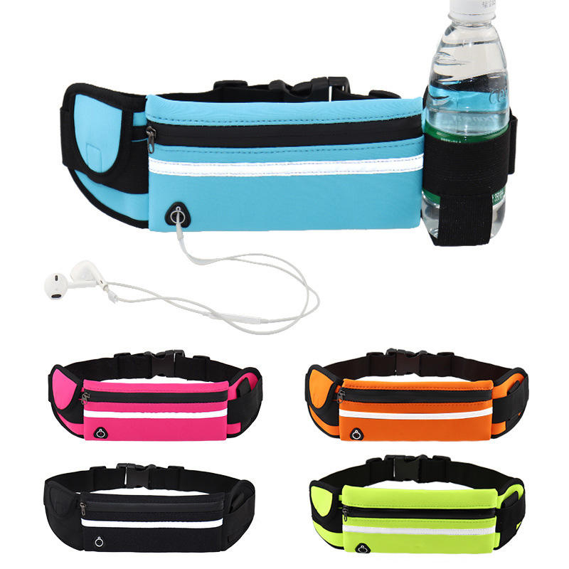 New Waterproof Belt Bag Outdoor Sports Running Phone Bag Multifunctional Mini Riding Waist Bag