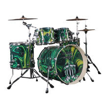 Manufacturer supplier musical instruments professional acoustic drum kit