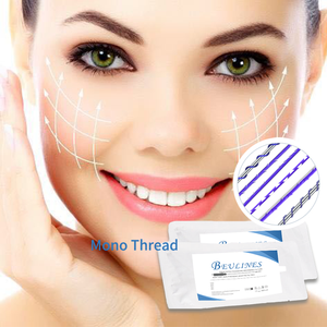 29g 38 30g 25 มม.ยกเข็ม Face Coreia DO Elevador เกาหลี FILLER Cannula Para Rostro PDO thread Lift