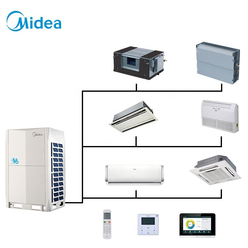 Midea Climatiseur Luxury Central Auto Air_conditioning_manufacturer