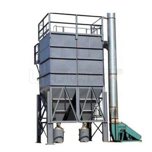 Industrie filtraction systeem precipitator cement zak filter cyclone dust collector voor houtbewerking