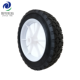 Wheel Tyre Solid Wheel Tire 7 Inch Rubber Caster Wheel Solid Rubber Tyre For Folding Cart Lawn Mower Miter Saw Stand