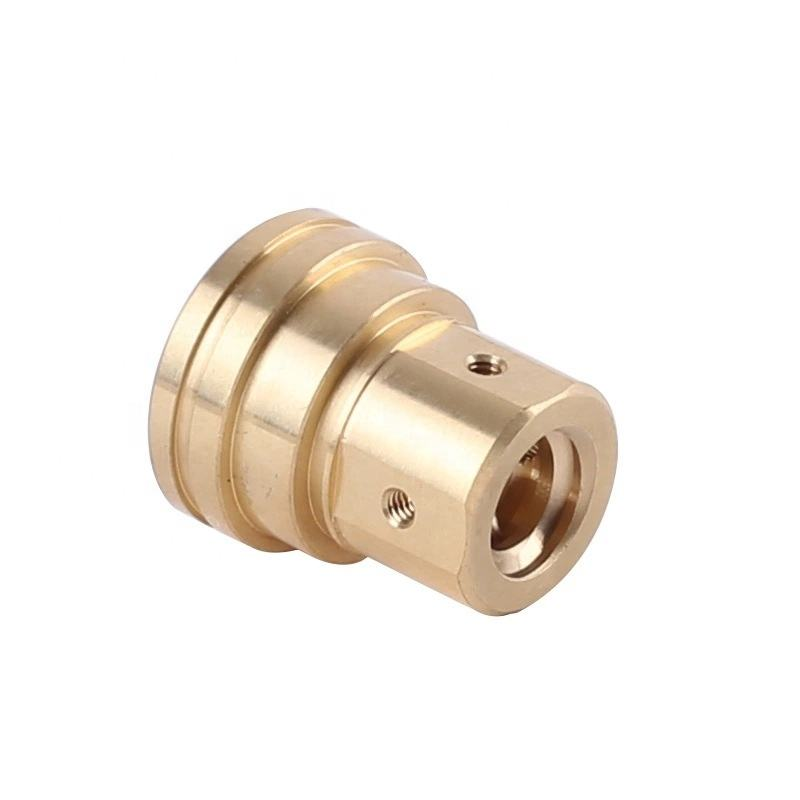 Customized Precision Mechanical Parts Brass CNC Turning and Milling Composite Forming Processing