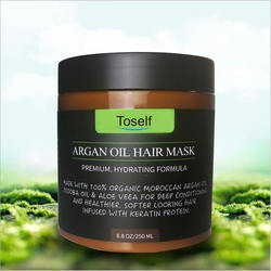 Best selling Wholesale Professional private label argan oil hair mask