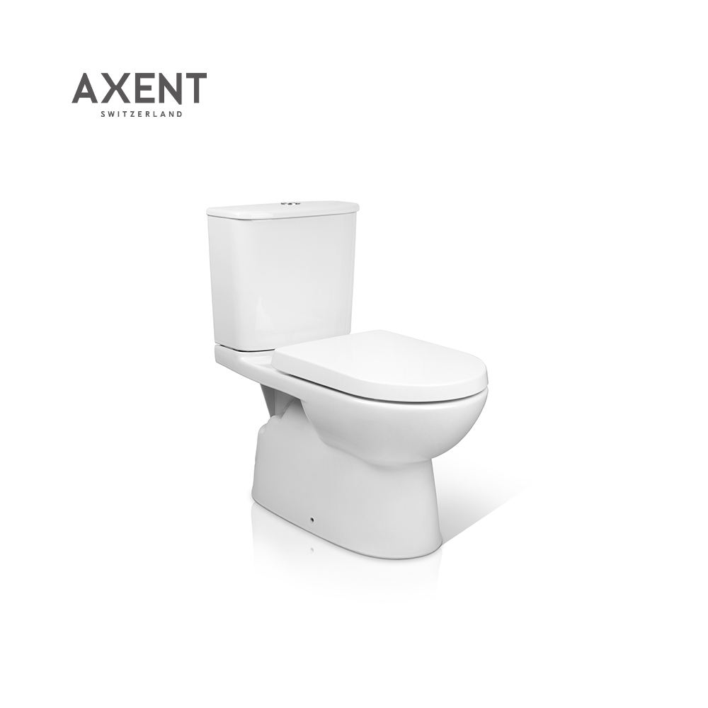 China Manufacture Quality Ceramic Toilet SPE0-0123 PP Slow Close Seat Toilet