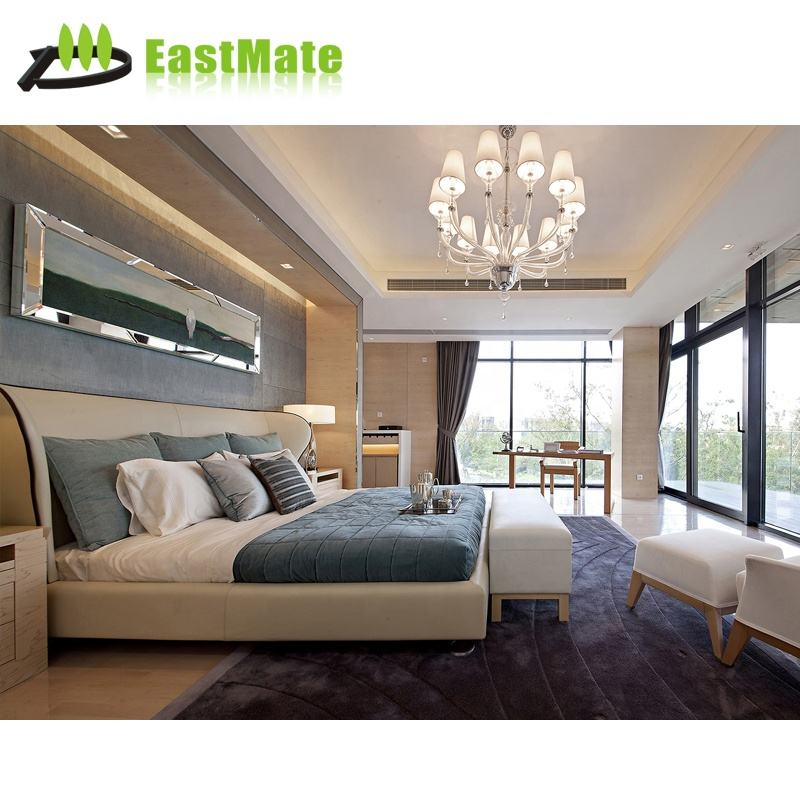 Hotel project contractor solid wood furniture bedroom apartment hotel room