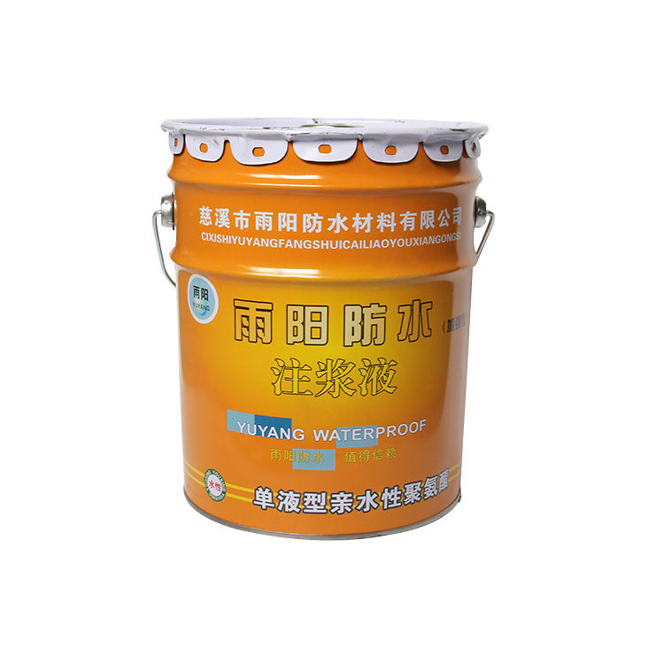 10L Vorst Proof Polyurethaanschuim Epoxy Grouting Materialen