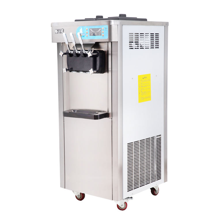Commercial Soft Automatic Ice Cream Machine