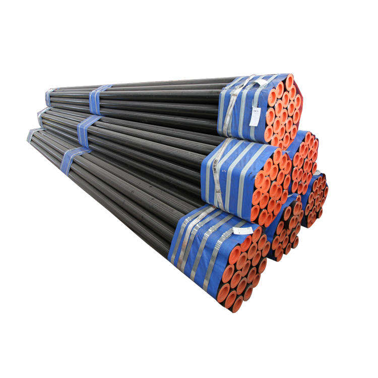 API 5L x 52 carbon seamless steel pipe, stpg 370 seamless steel pipe, hot rolled seamless steel pipe for gas