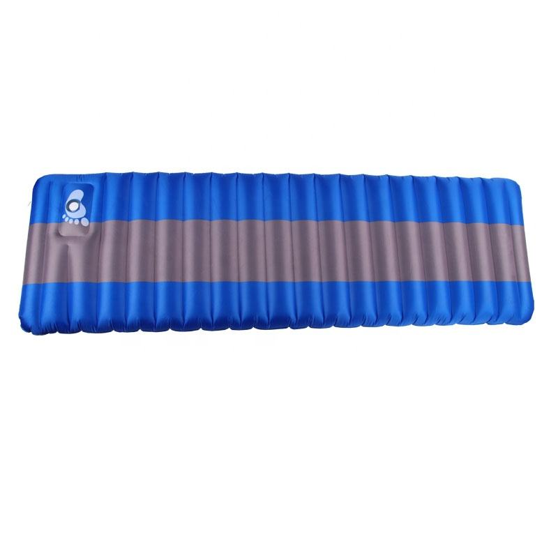 TPU compact Tent Mat air mattress ultralight lightweight self inflating inflatable camping Sleeping Pad