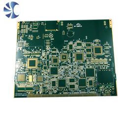 Power supply pcb control board circuit maker for communications electronics