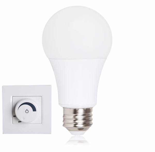 Manufacturers High Power Dimmable A60 LED Light Bulbs 7W B22 LED E27 Bulb Lamp A19 E26 12W LED Bulb