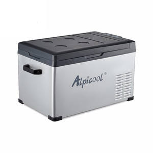 C30 30L 12V alpicool portable mini car fridges for Travel Camping