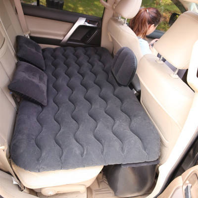 High Quality Car Air Filled SUV Seat Sleep Inflatable Mattress Travel Outdoor Camping Car Air Bed