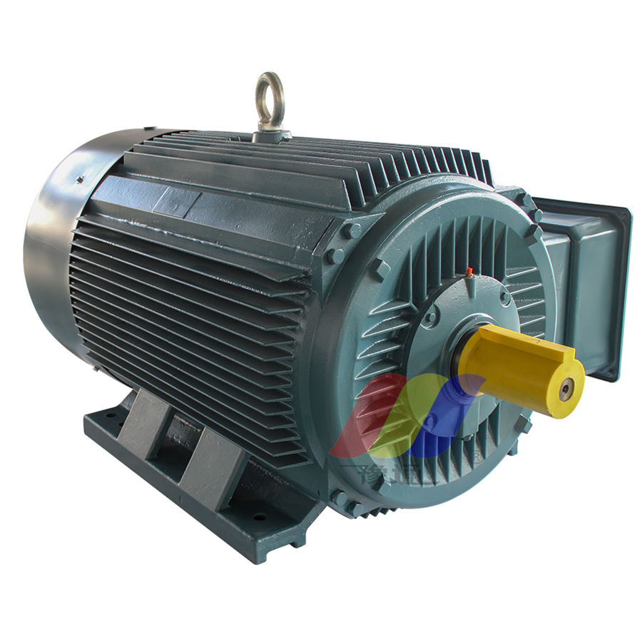 Yutong IE3/IE4 High Efficiency Totally enclosed Motor for Cement manufacturing company