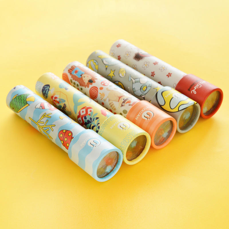 Wholesale Large Rotating Kaleidoscope Kids Educational Toys Magic Kaleidoscope