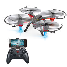 2020 Hot Sale Remote Control Drone Toys Radio Control Quadcopter Drone With Altitude Hold RC Drone Helicopter With HD Camera