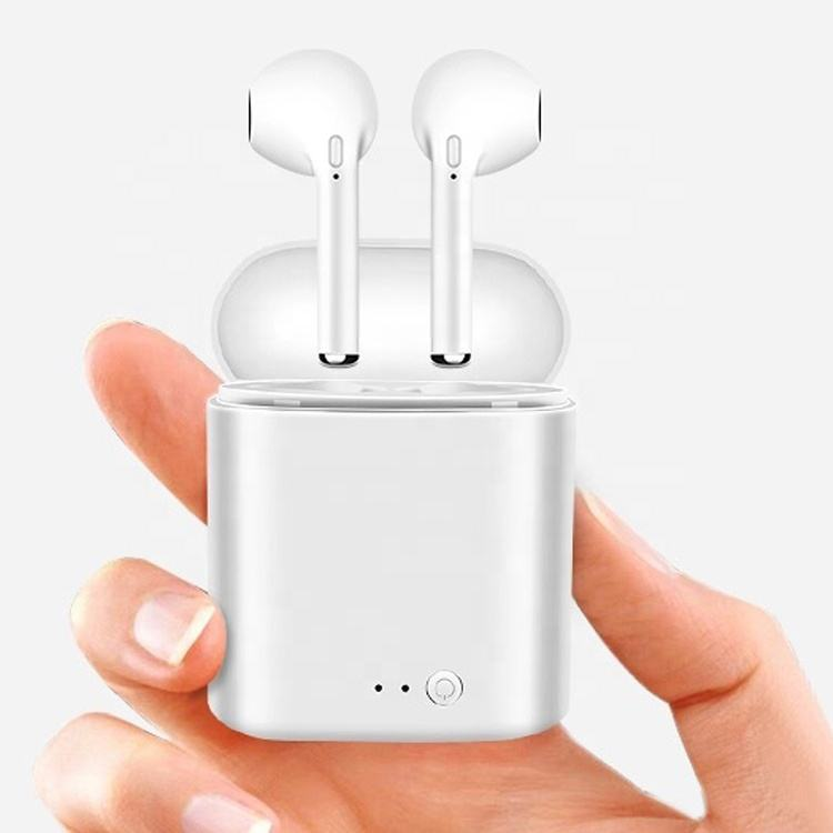 Hot Selling OEM TWS Wireless Earbuds i7 Mini i7s Earphone Mi Sports Music Headphone for IOS Android