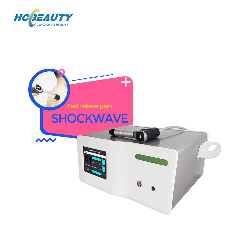 new inventions in china shockwave celulitis pain relief machine