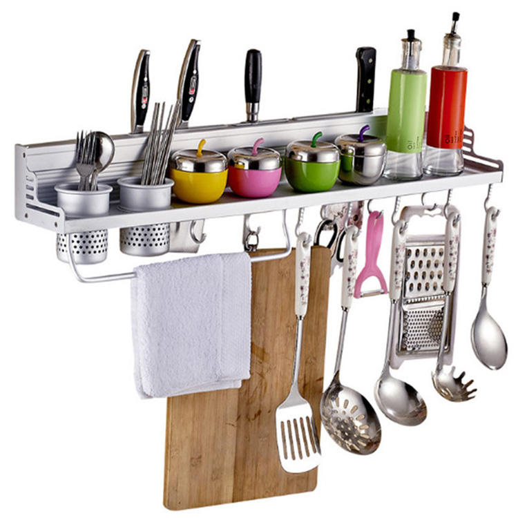 Multi-use Stainless Steel Dishes Rack Stready Sink Drain Kitchen Orangzier Rack Dish Shelf Sink Drying Rack White