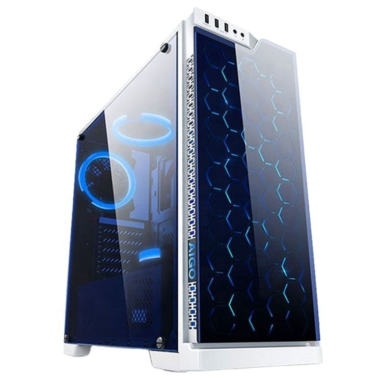 High quality system unit Core i7 16GB Ram SSD HDD GTX 1060 6GB Graphics card computer gaming pc cheap price alarm clocks desktop
