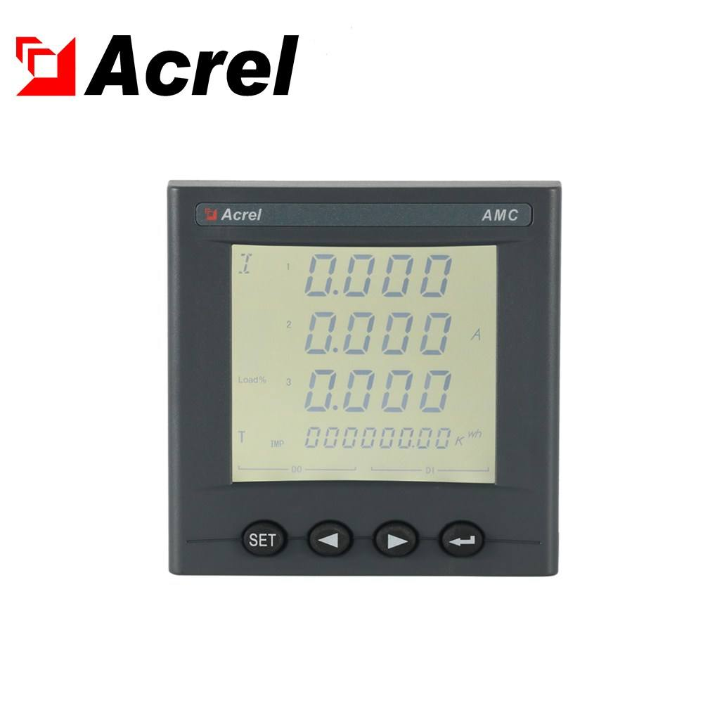 AMC96L-E4/KC electricity meters fiber laser power meter with high quality