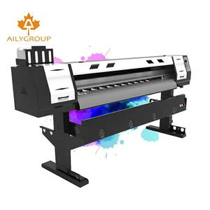 Hot sale low price DX7 printer cutter eco solvent