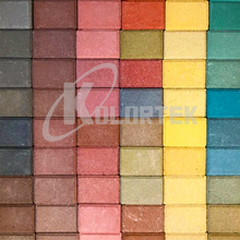 Multi Color Decorative Concrete Pearl Dye Color Pigments