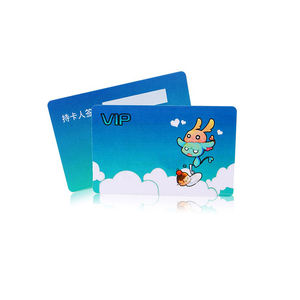 Factory Price Smart RFID Card MIFARE DESFire EV1 4K Chip Card