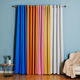 Stocks Home Factory Wholesale Yelllow Ready Made Stocks Home Curtain Shine Blackout