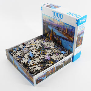 Educational Toys Free Printable Arabic Games 1000 Piece Jigsaw Puzzle for Adults