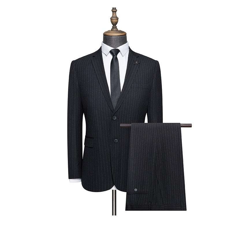 Customized Men's Jacket Business Blazer Formal Suit Made In China Super Size