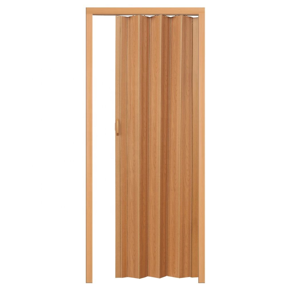 PVC panel plastic folding Door