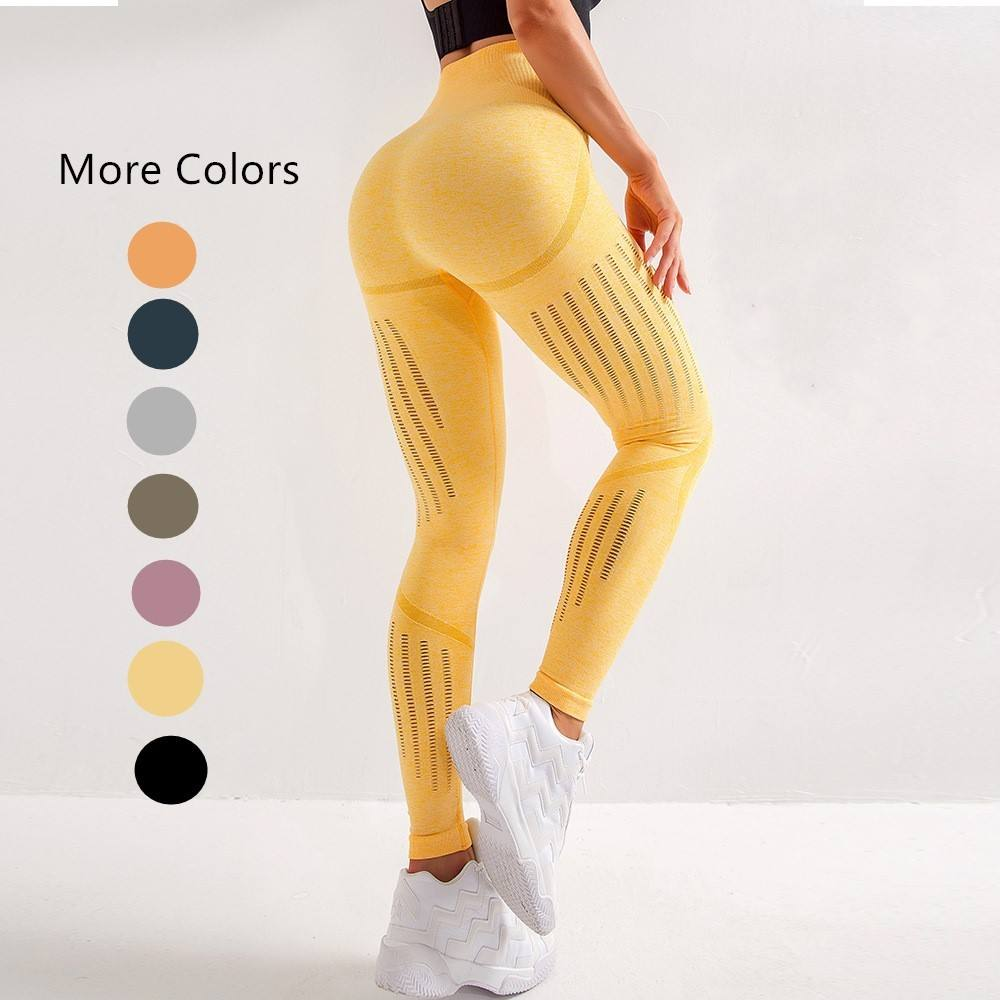 Wholesale Quality Ladies Bandage Fitness Yoga Tights OEM Custom Design Women High Waist Workout Leggings for women