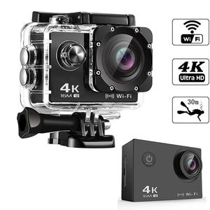 Amazon Hot Selling Ultra HD 4K Action Camera Wifi Waterproof Akaso EK7000 Sport Video Camera